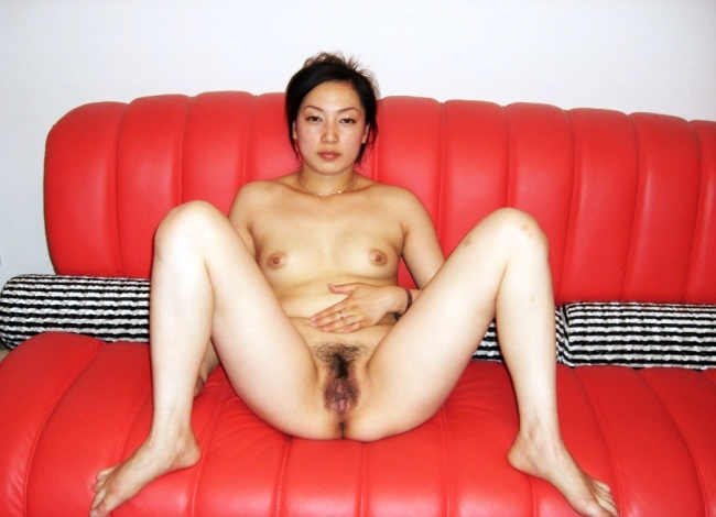 Hairy Chinese Women Nude